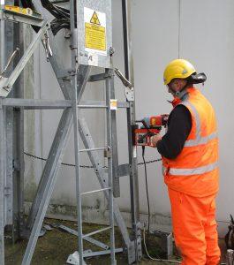 Swann complete CT48 tower reinforcing scheme