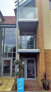 Swann Complete Structural Fabrication Project in St Albans