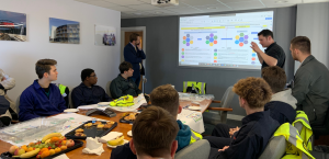 Swann Hosts the Next Generation of Engineers