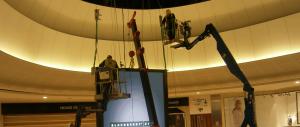 Swann Install Digital Advertising Screen at Lakeside Shopping Mall
