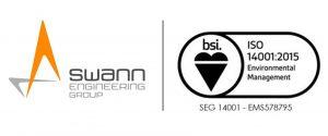 Swann Engineering Group - ISO 14001 Accreditation